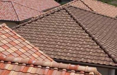 Tile Roofing Winter Garden